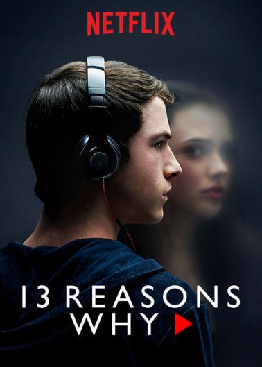 13 reasons why tv poster