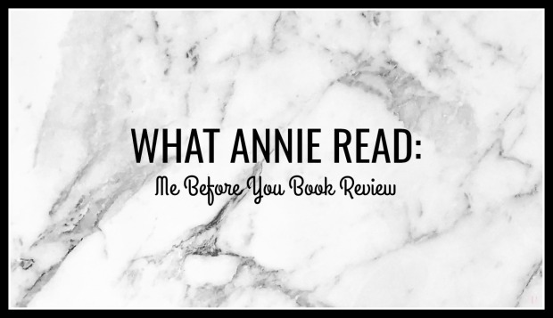 what annie read me before you
