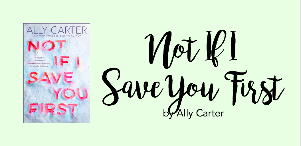 Ally carter goodreads giveaways